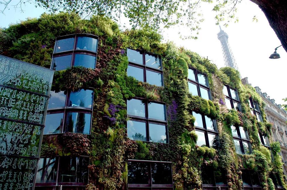 巴黎計劃大搞城市綠化,擬於 2020 年前增加 100 公頃綠化面積。 圖片來源:flickr