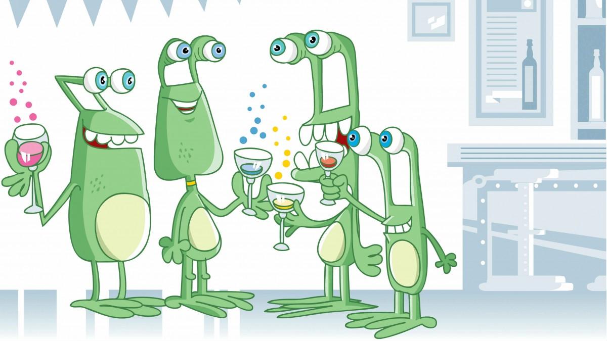 「動物園假說」的先決條件是各種外星人之間能互相聯絡。並遠成協議。(圖片來源:iStock)