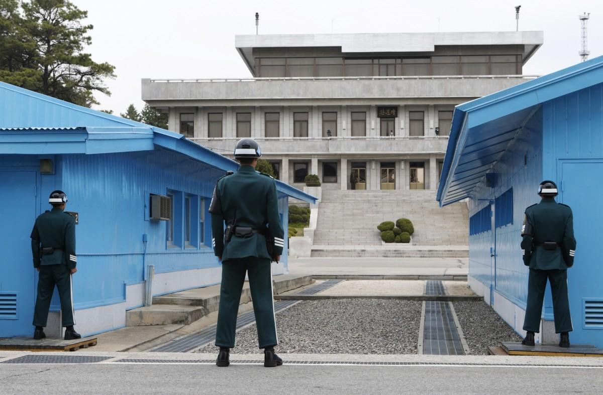 韓戰以退守三八線終結,或許正如美國所願? 圖片來源:路透社