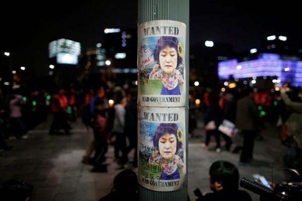韓國總統享有刑事豁免權,任內不會遭到任訴。 圖片來源:路透社