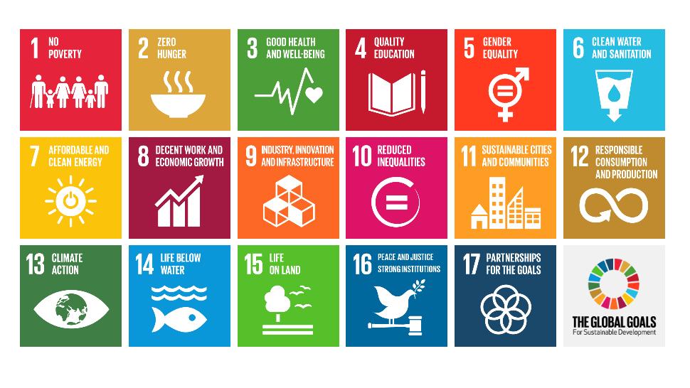 聯合國去年 9 月訂立 17 項「可持續發展目標」,其中包括 2030 年達致「零貧窮」。