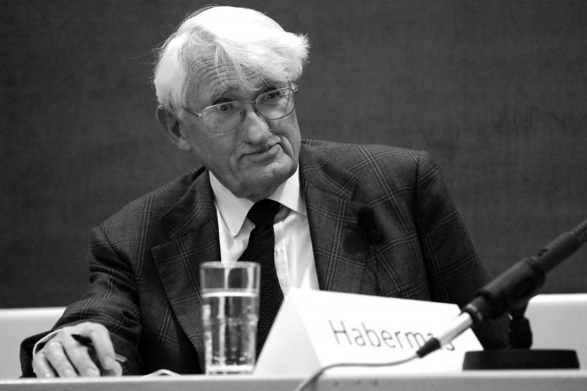 哈伯瑪斯認為,民粹右翼竊取左派議程,而且在政治上獲得成功,左翼必須反省本身政經立場。 圖片來源:路透社