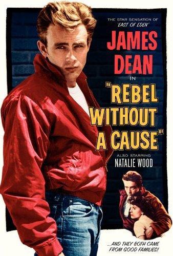電影 Rebel Without a Cause 海報