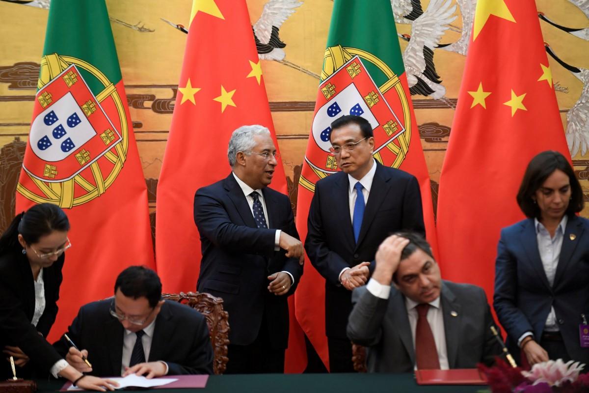 中國式合約令經濟學家頭痛。 圖片來源:路透社