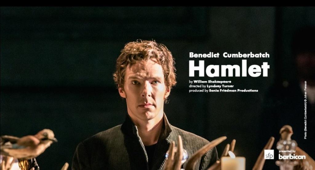 舞台劇「哈姆雷特」劇照 圖片來源:National Theatre Live