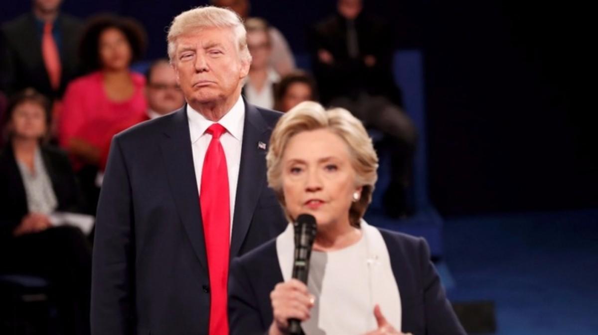對巴迪歐而言,希拉莉與杜林普都屬於同一陣營,2016 大選的性質相當保守。 圖片來源:路透社