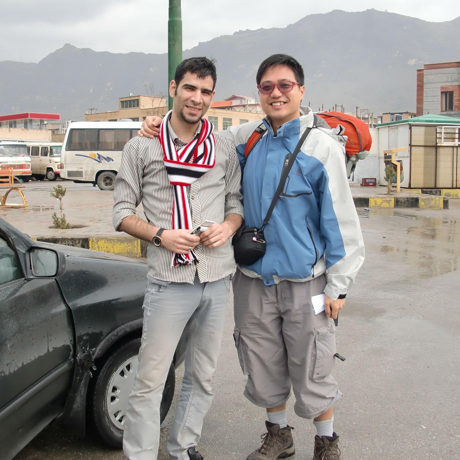 免費伊朗司機