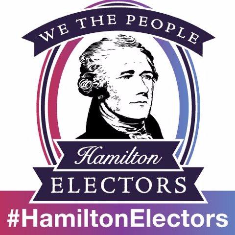 有選舉人發起「咸美頓選舉人」遊說運動,力阻杜林普入主白宮。