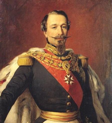 拿破崙三世:法國首屆普選產生的總統,同時也是一位獨裁皇帝。