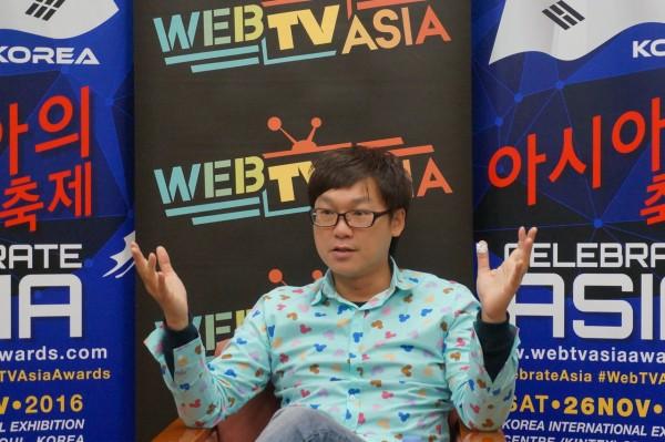 WebTVAsia 創辦人張捷惟