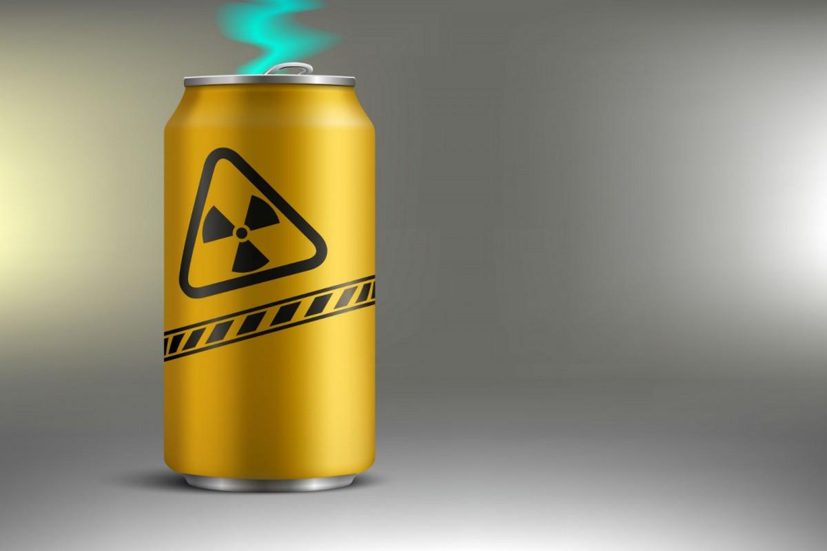 1920 年代,能量飲品真的含有「真能量」,不過是放射性的能量,當中的代表要成分是「鐳」元素。