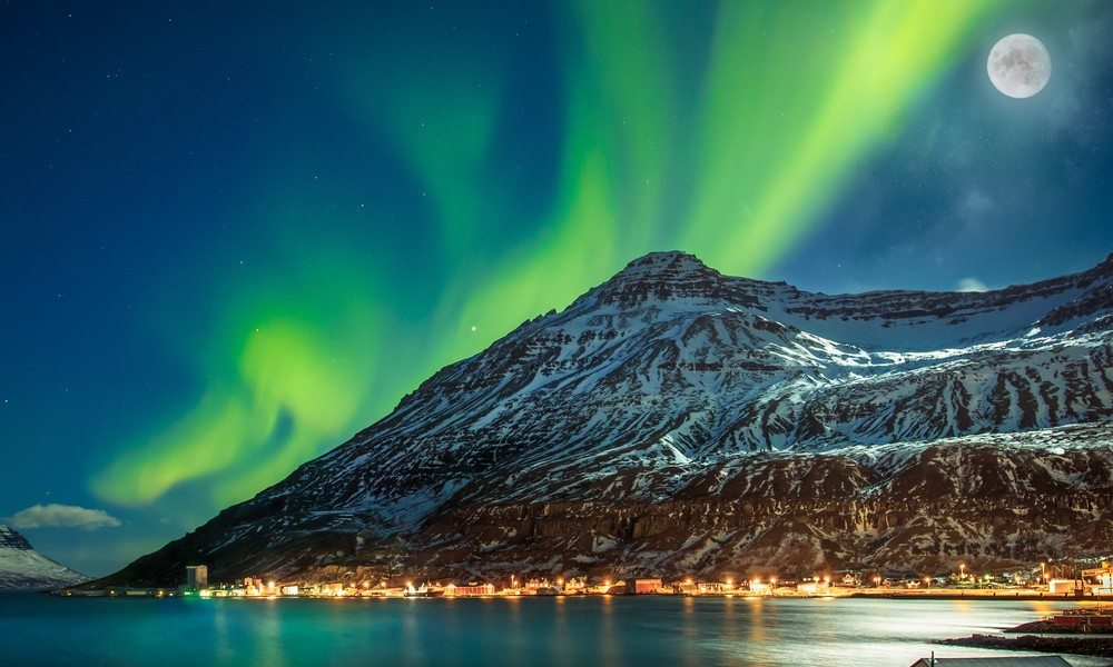 賞北極光不一定要去挪威芬蘭。
