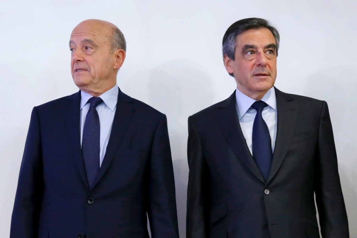 世界報社論指,菲永若能統合「三種右翼」,並且吸納基層選票,將會成為下任法國總統。 圖片來源:路透社