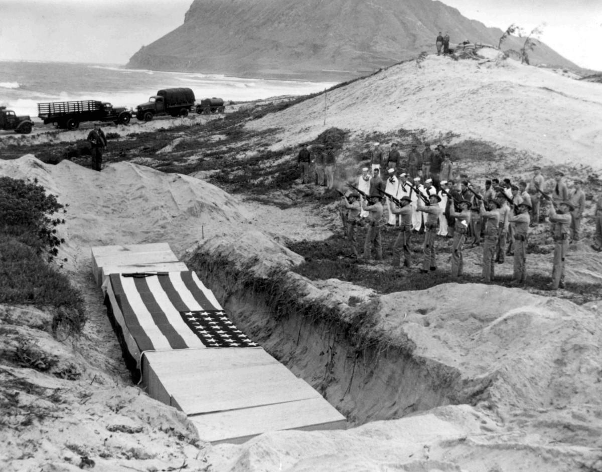 珍珠港一役造成 2,400 多名美軍陣亡。 圖片來源:路透社