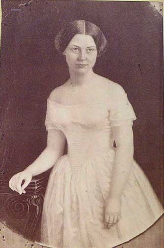 Mary Abigail Abbie Fillmore
