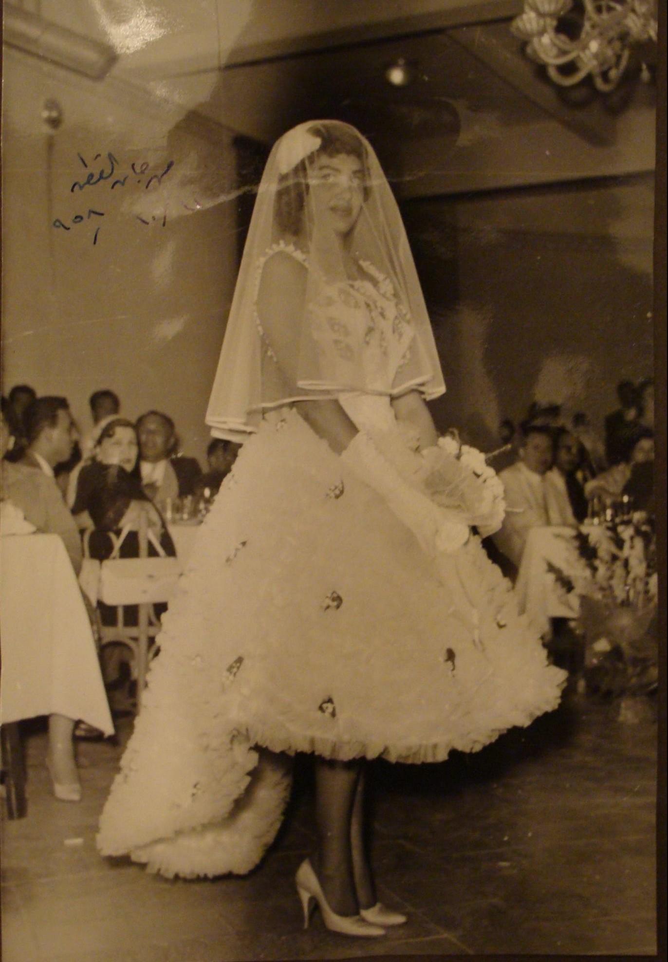 60 年代的阿勒頗小姐