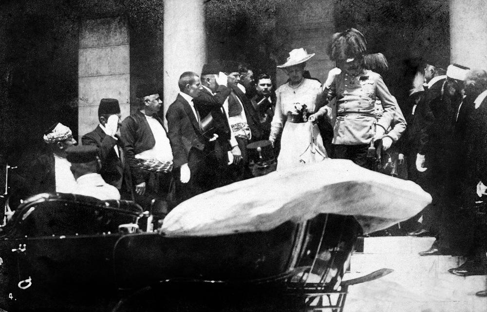 postcard_for_the_assassination_of_archduke_franz_ferdinand_in_sarajevo
