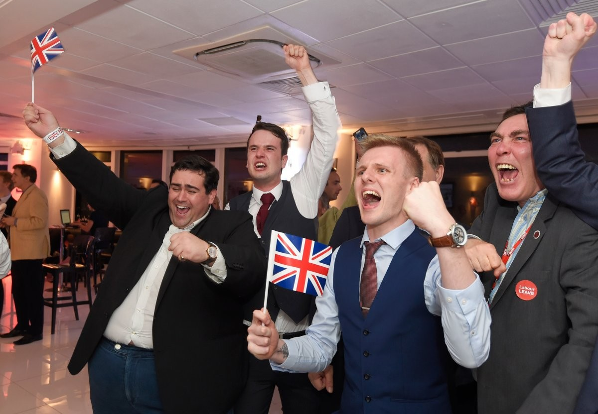 brexit-supporters-cheer-results-at-a-leaveeu-party-after-polling-stations-closed-in-the-referendum-on-the-european-union