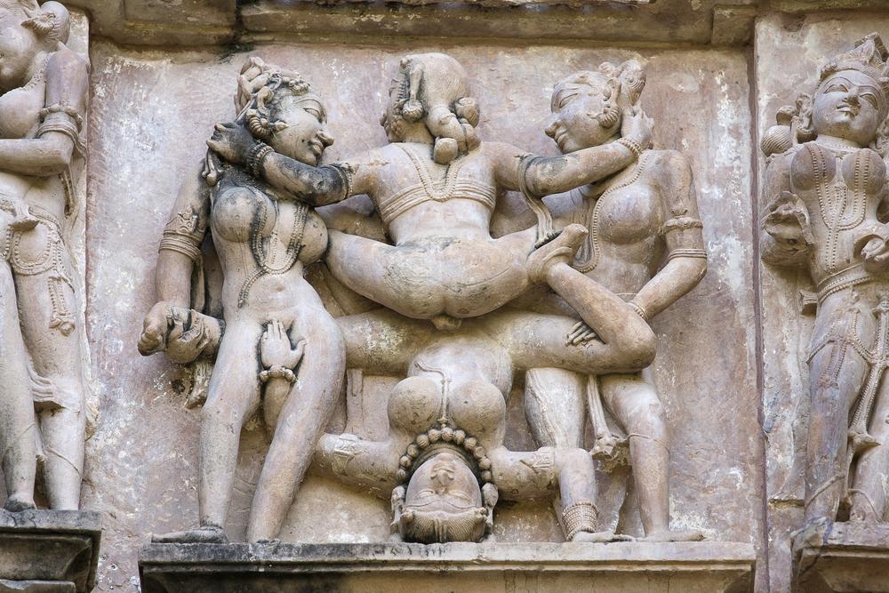 在印度,性愛不乏藝術表現,卻又諱莫如深。