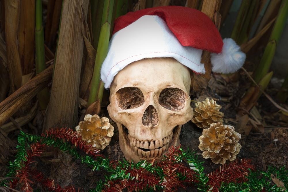 聖誕搵鬼快樂。