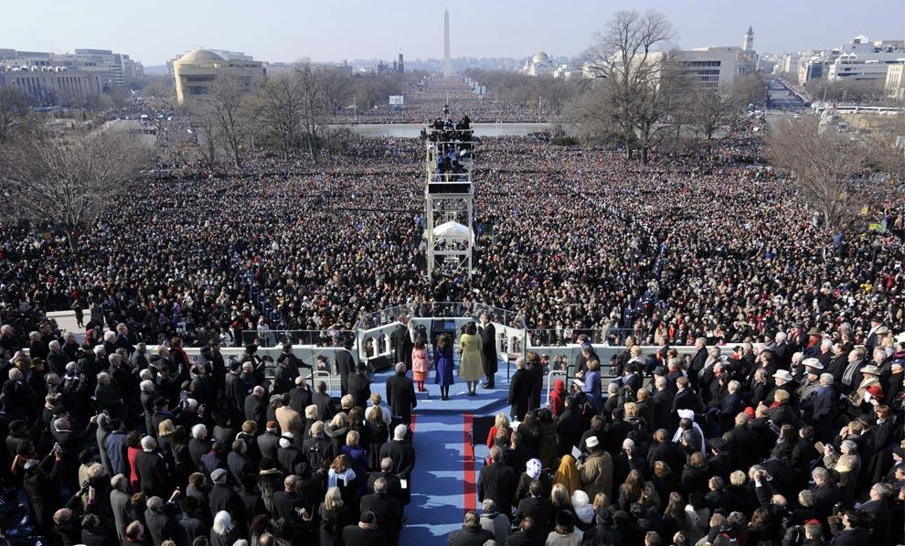 無論你是國會議員,抑或升斗市民,都有機會在場見證總統宣誓一刻。圖片來源:路透社