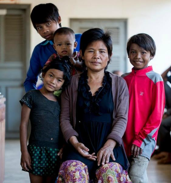 Thol 在手術後,重投新生活,養活4 個子女。