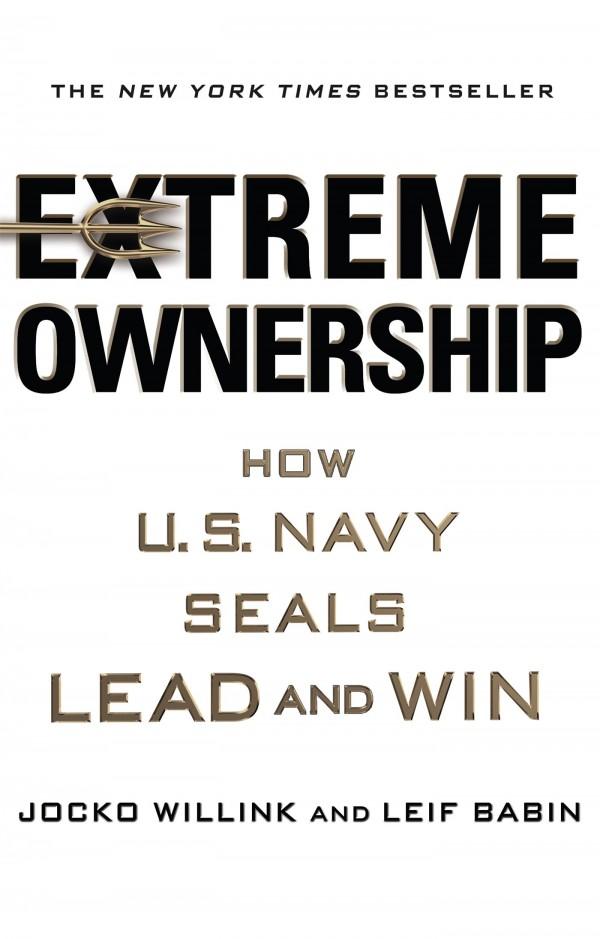 Extreme Ownership 書影。 圖片來源:Amazon