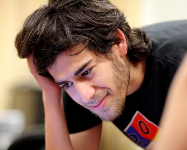有「科技奇才」之稱的艾倫(Aaron Swartz)。