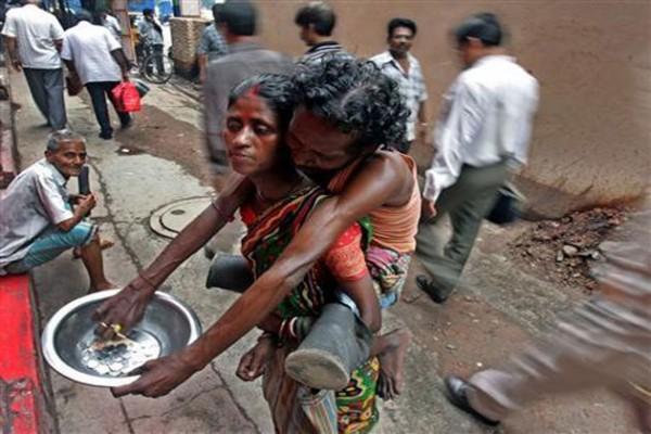 印度盼望「全民基本收入」在扶貧上能比現行計劃更有效。圖片來源:路透社