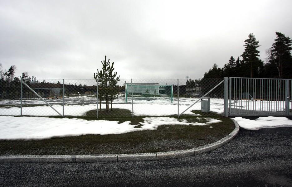戶外球場 圖片來源:Teknisk Ukeblad