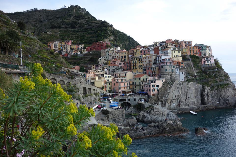 意大利的五漁村
