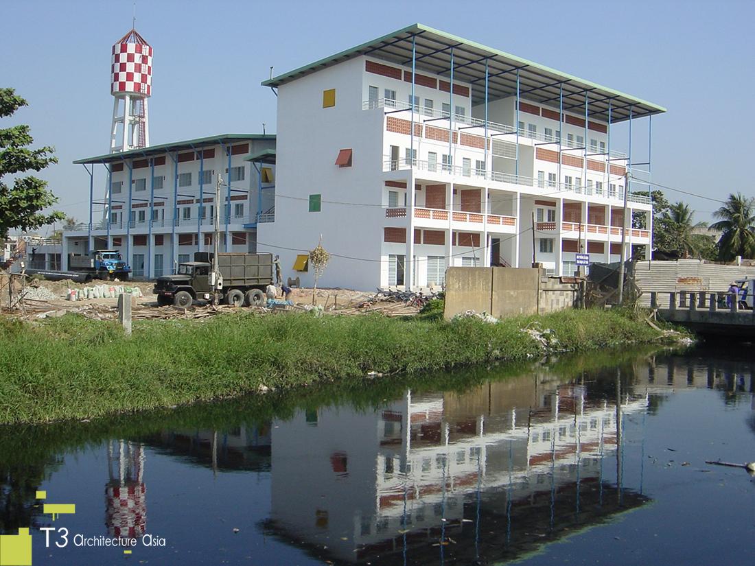T3 Architecture Asia