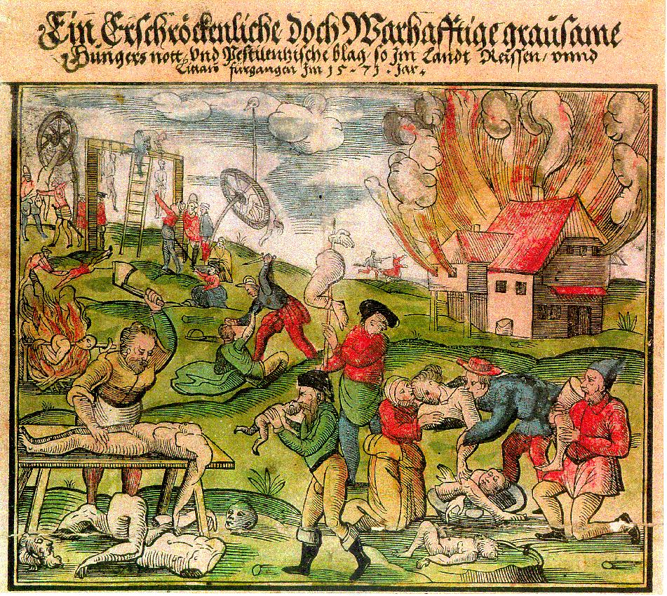 16 世紀歐洲食屍療法冒起,成為普遍藥方。 圖片來源:維基百科