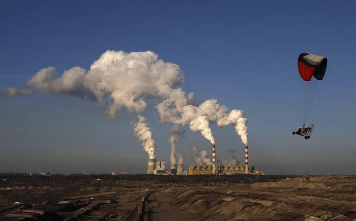 「歐盟 30 大最骯髒燃煤電廠」第一位:波蘭 Belchatow 發電廠。