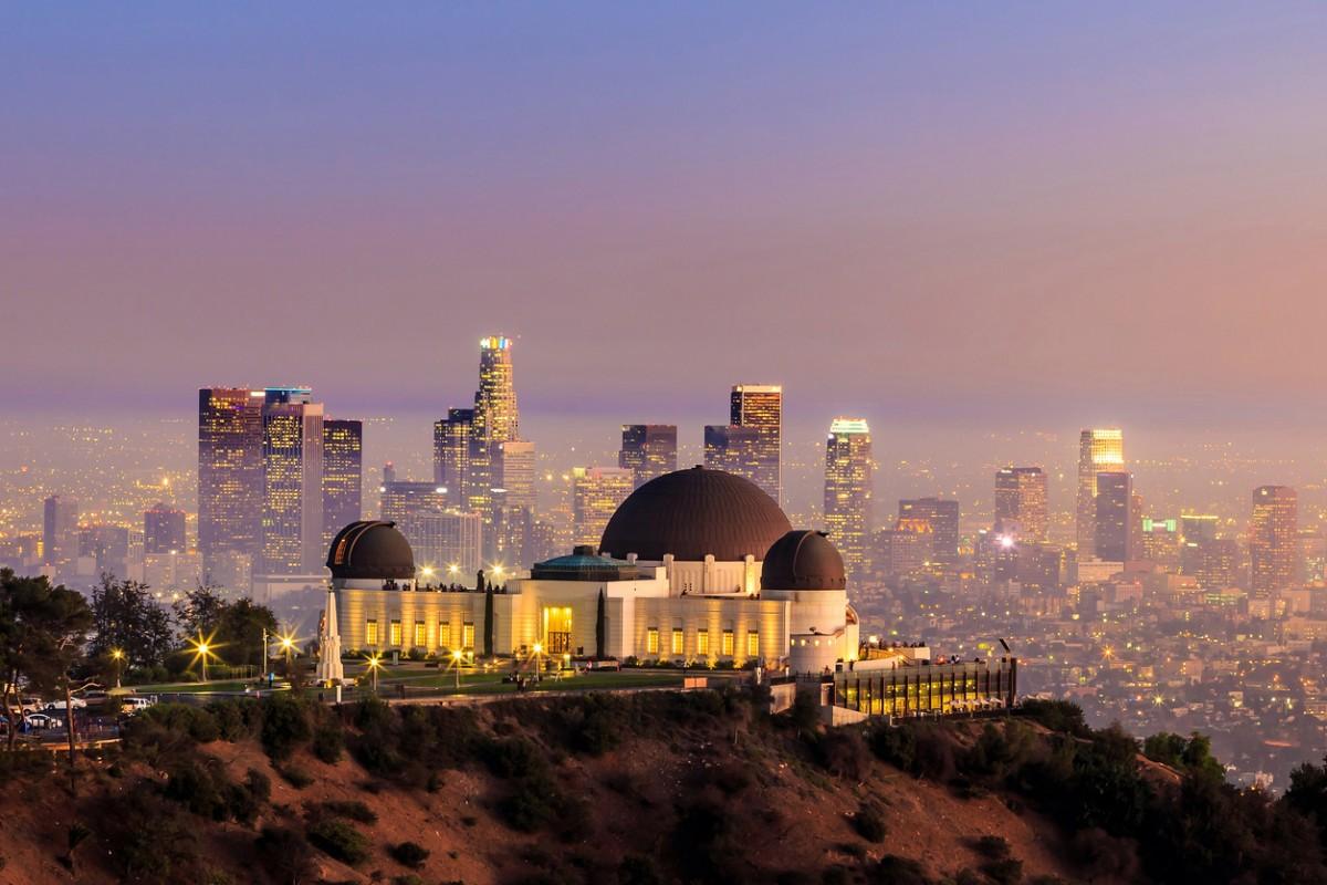 洛杉磯格里斐斯天文台。