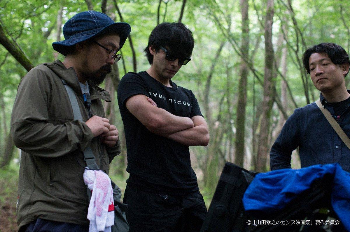 日劇「山田孝之的康城電影節」劇照