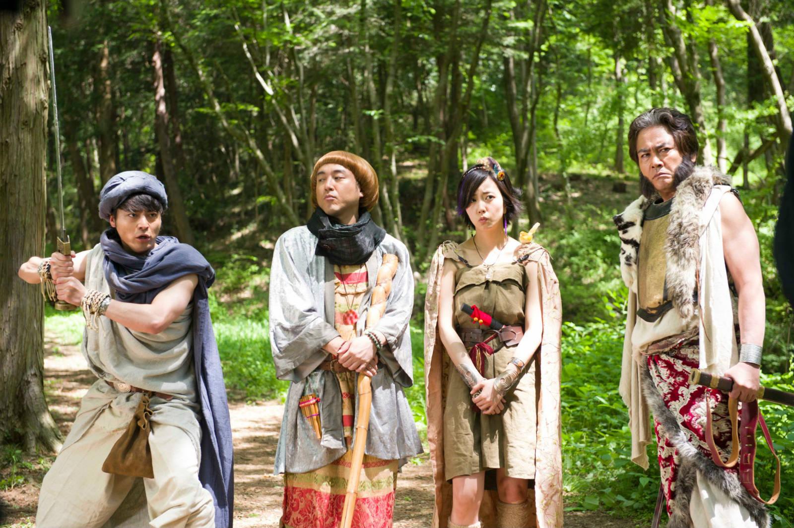 日劇「勇者義彥與被引導的七人」劇照