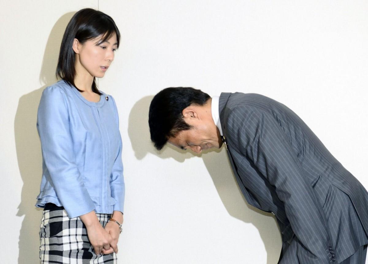 低增長年代下,日女亦偏好低姿態男子。 圖片來源:路透社