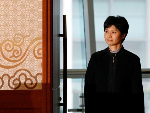 「北韓豔諜」金賢姬於 1987 年發動大韓客機爆炸恐襲,釀成 115 人死。 圖片來源:路透社
