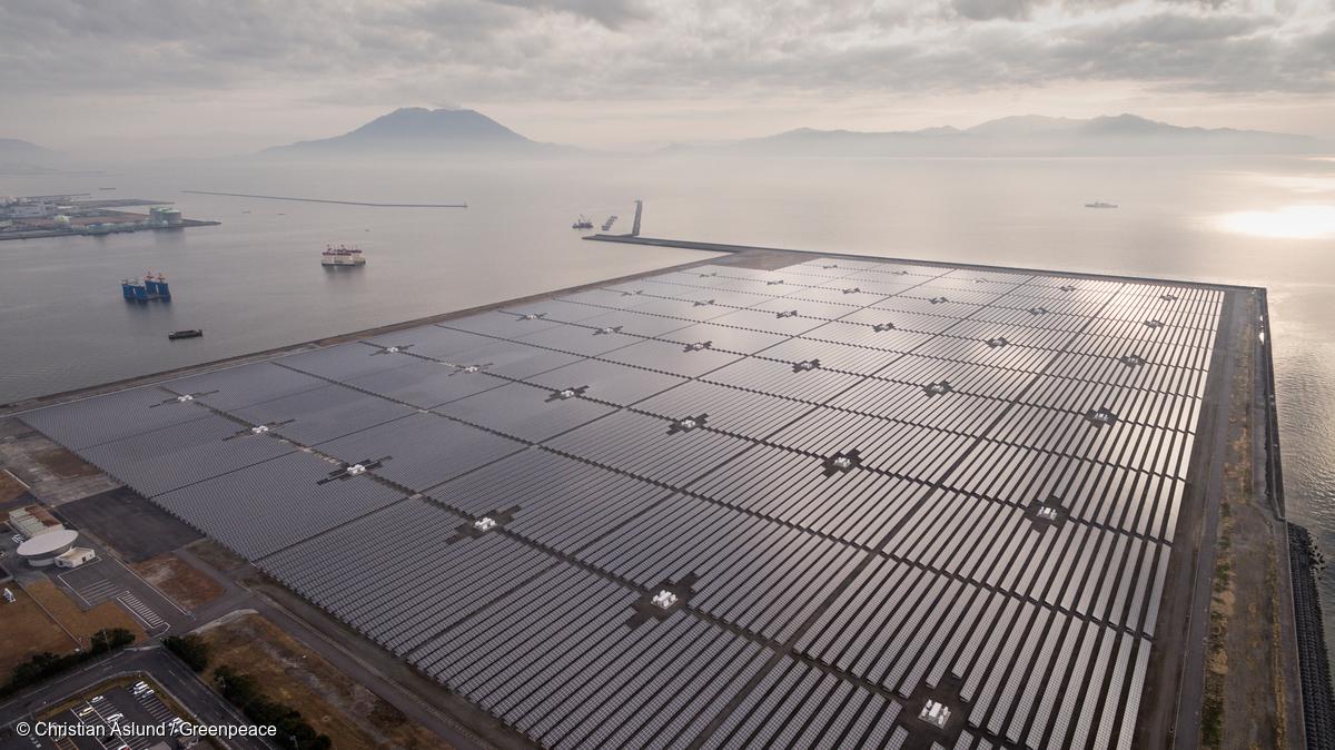 福島核災後,國際社會加速發展可再生能源,台灣政府更以 2025 年非核家園為長遠目標。