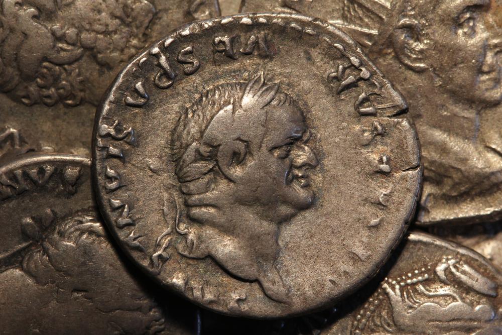 金錢不臭:「小便稅之父」、古羅馬皇帝維斯帕先。