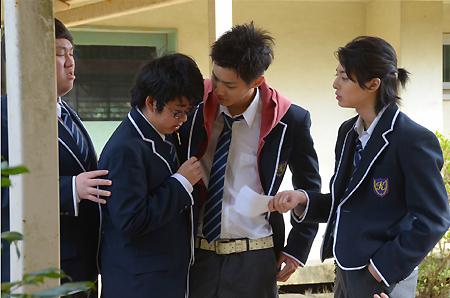 日劇「35 歲的高中生」劇照