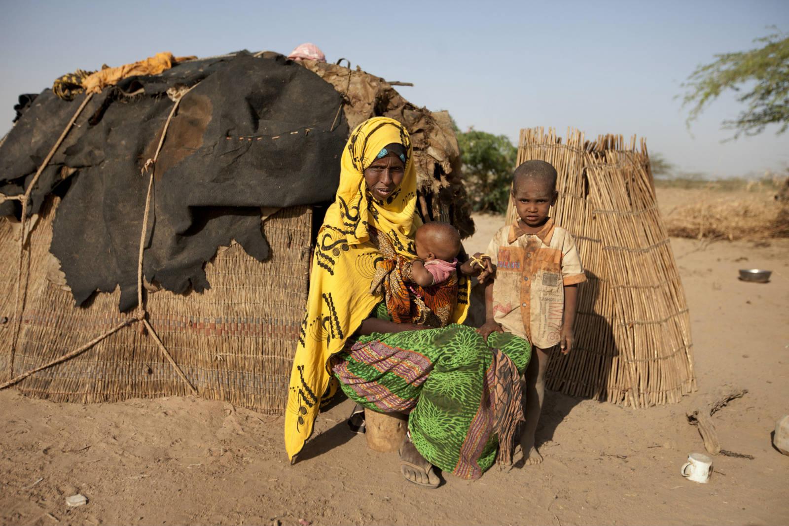 小農供應了全球七至八成的糧食,不少小農自己卻陷於飢餓。