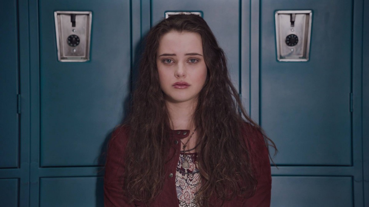 美劇「13 Reasons Why」劇照。