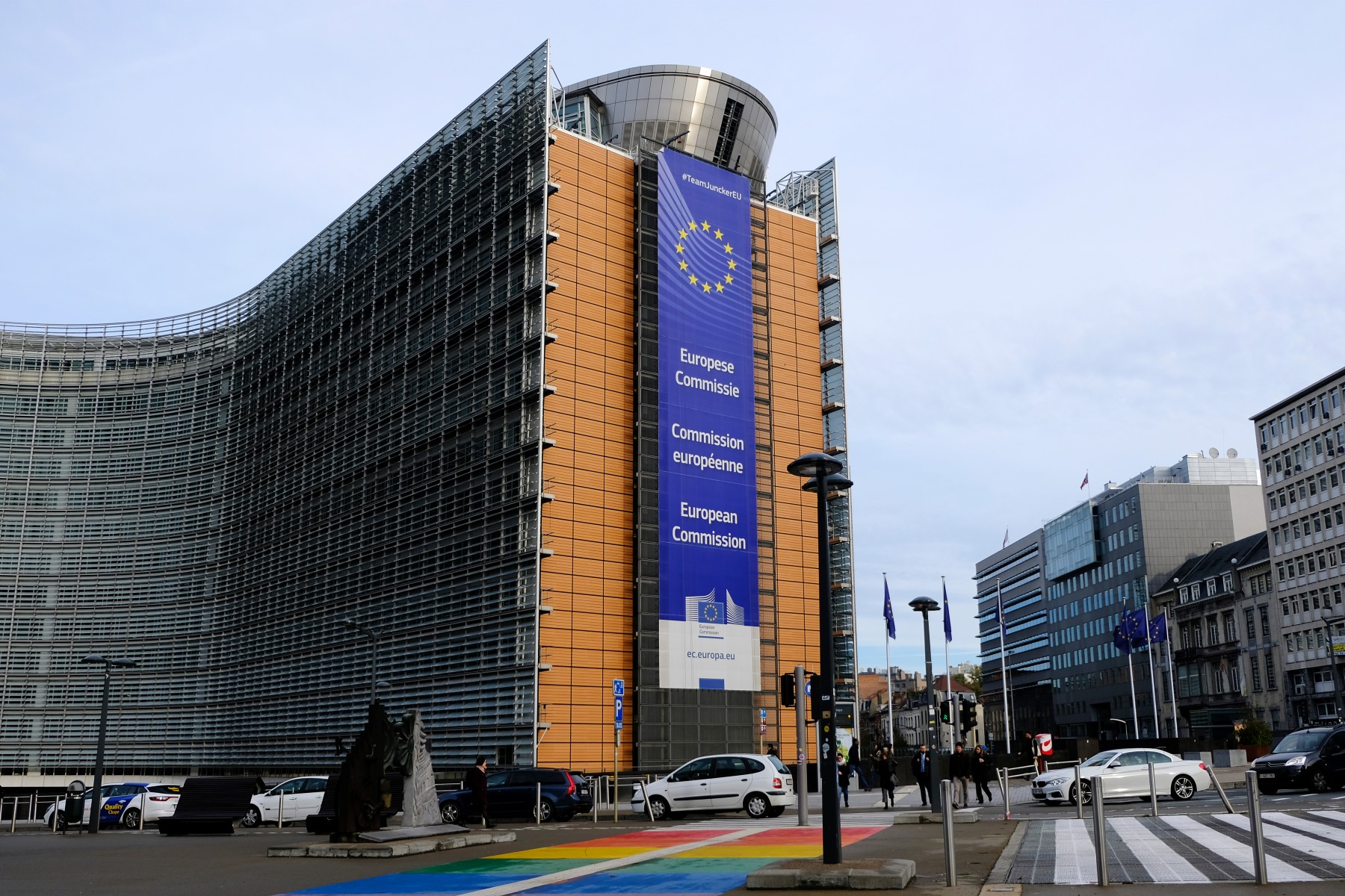 建築風格如何透露歐盟的官僚混亂?