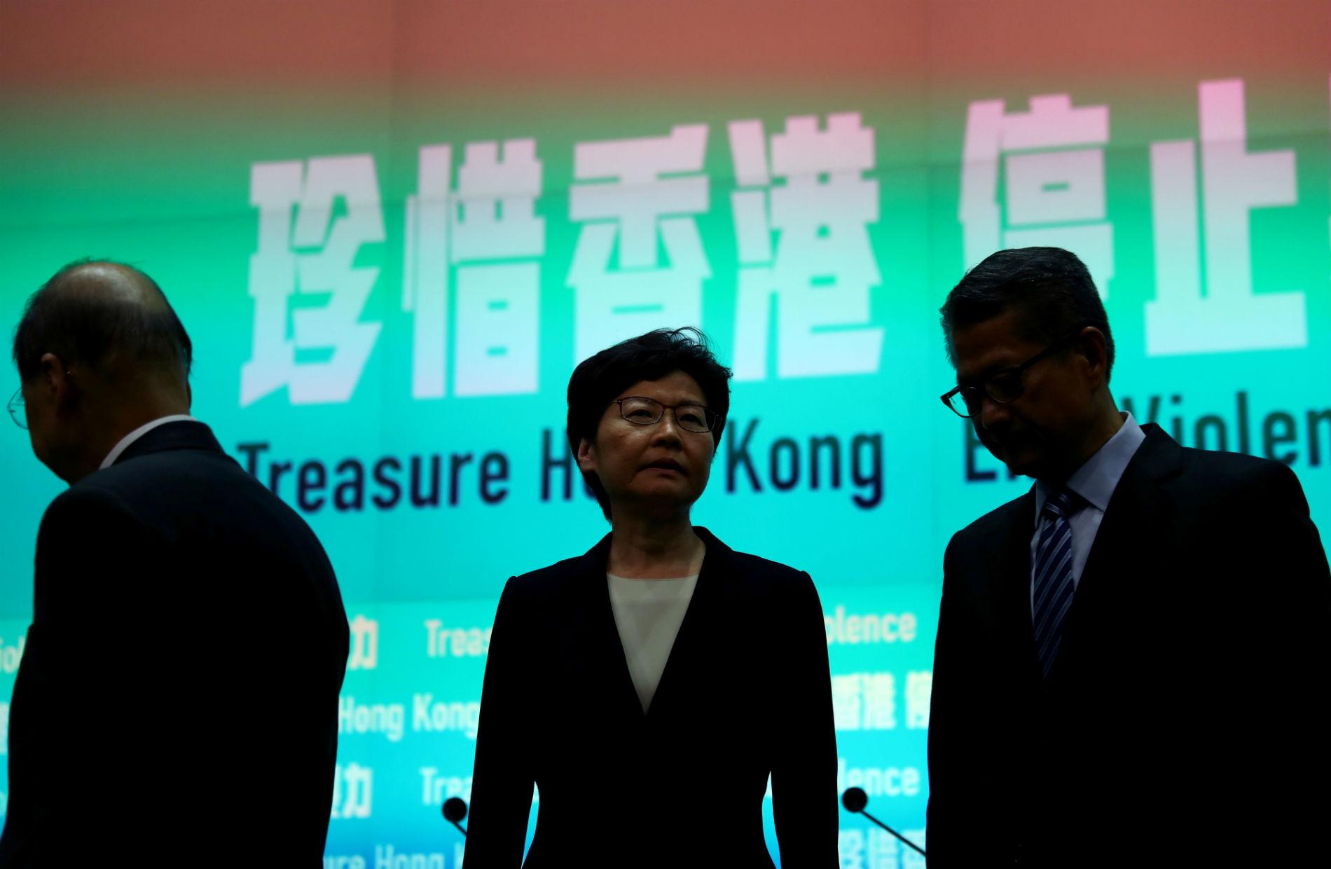 陶杰:为何香港必然出事?