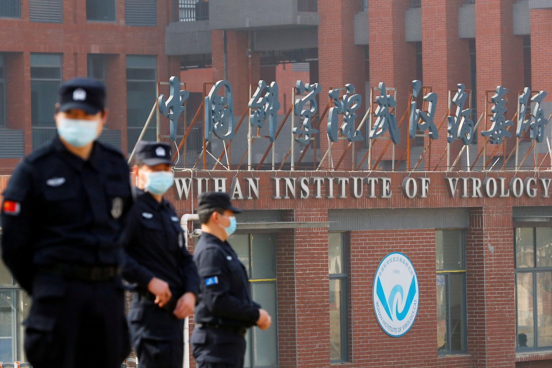 中國科學院武漢病毒研究所