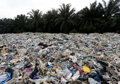 塑膠廢物破壞生態環境